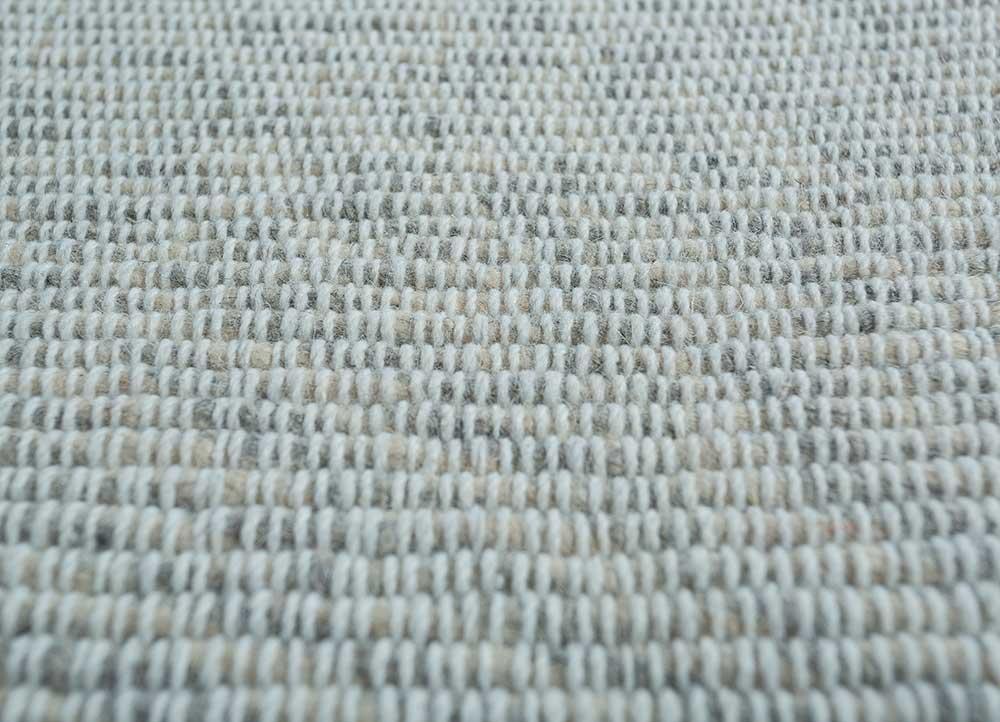 abrash ivory others flat weaves Rug - CloseUp