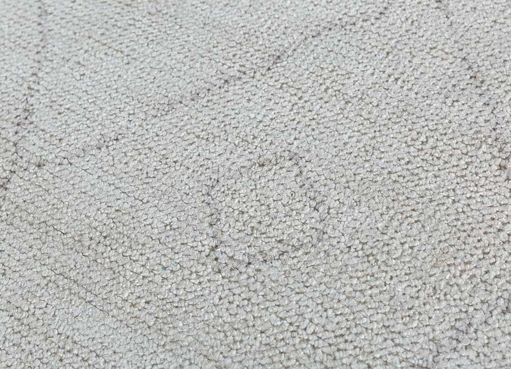 anatolia ivory others hand loom Rug - CloseUp