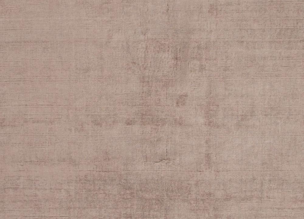 yasmin beige and brown viscose hand loom Rug - CloseUp