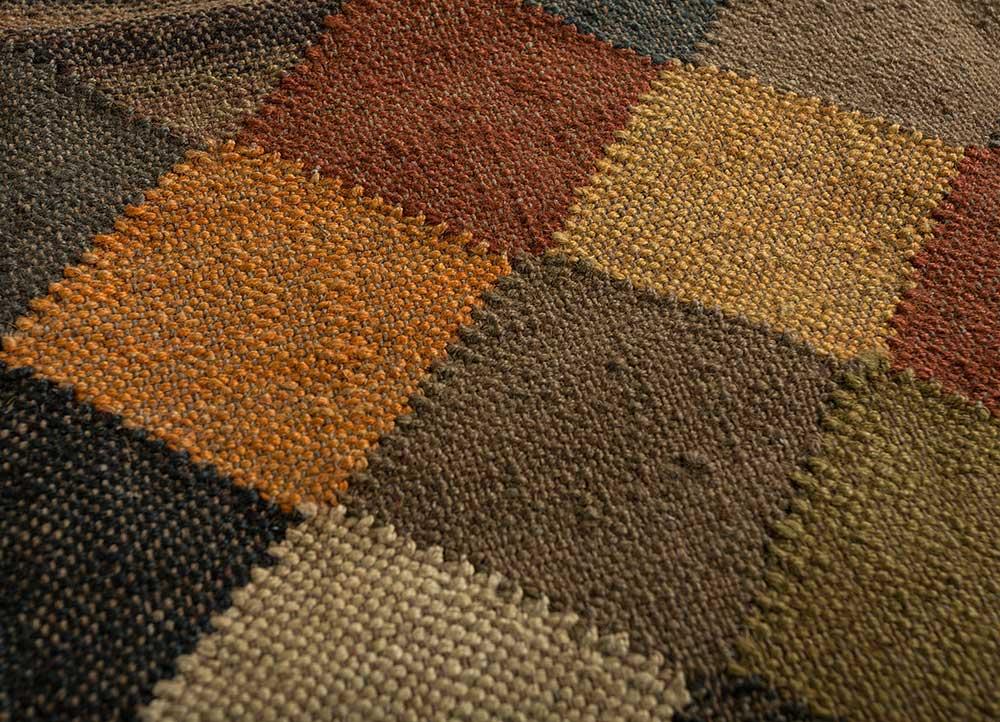 bedouin ivory jute and hemp jute rugs Rug - CloseUp