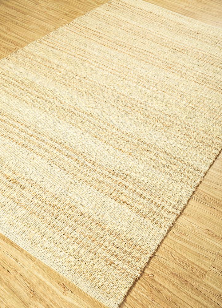 abrash ivory jute and hemp jute rugs Rug - FloorShot