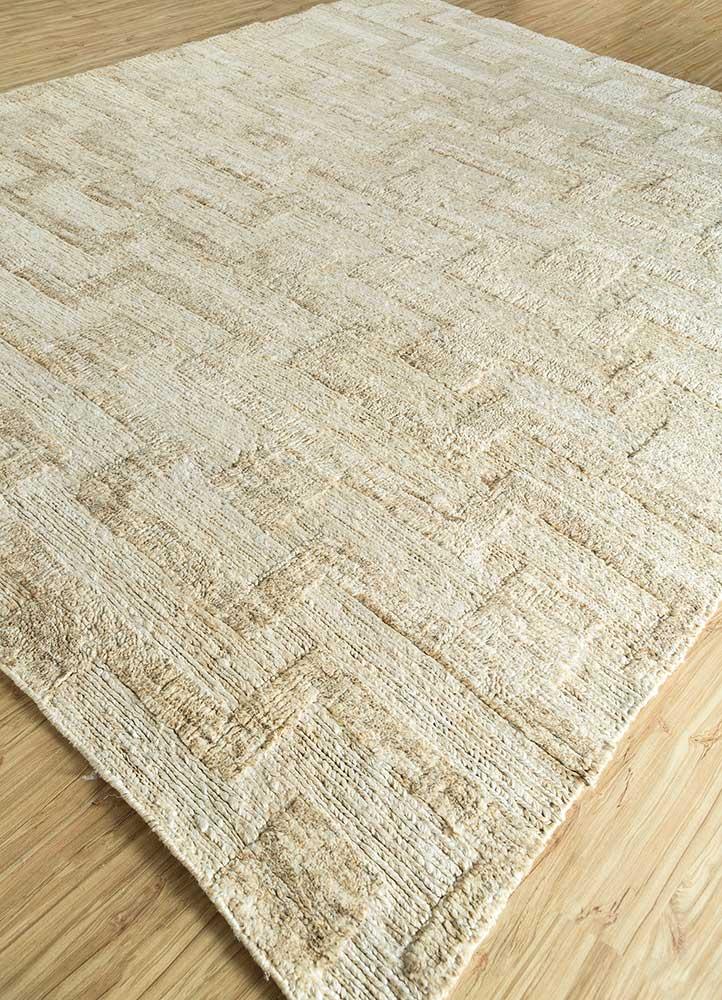 memoir ivory jute and hemp jute rugs Rug - FloorShot