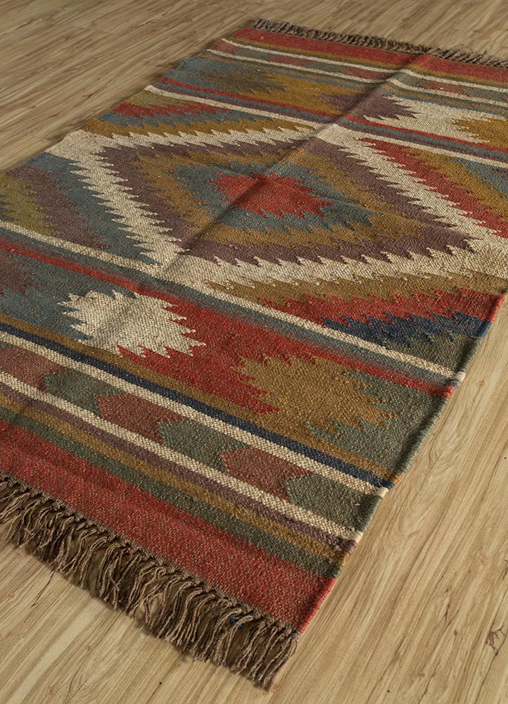 bedouin ivory jute and hemp jute rugs Rug - FloorShot