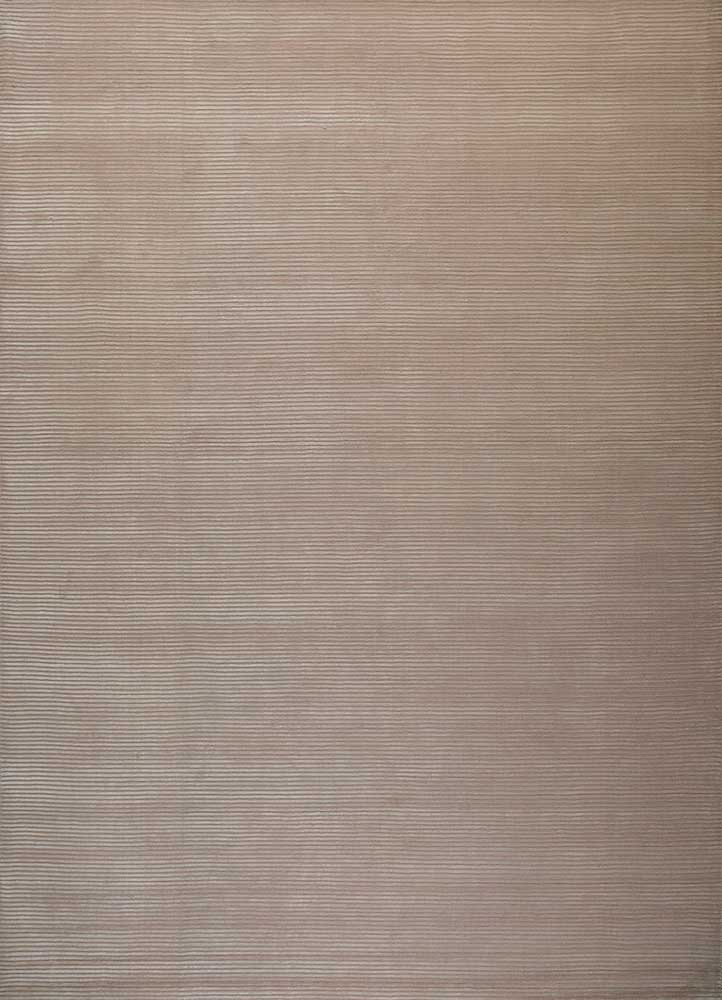 HWV-2000 Lotus/Lotus pink and purple wool and viscose hand loom Rug