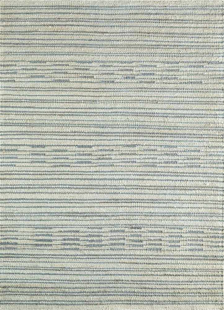 PDHM-527 Silver Blue/Cloud White blue jute and hemp jute rugs Rug