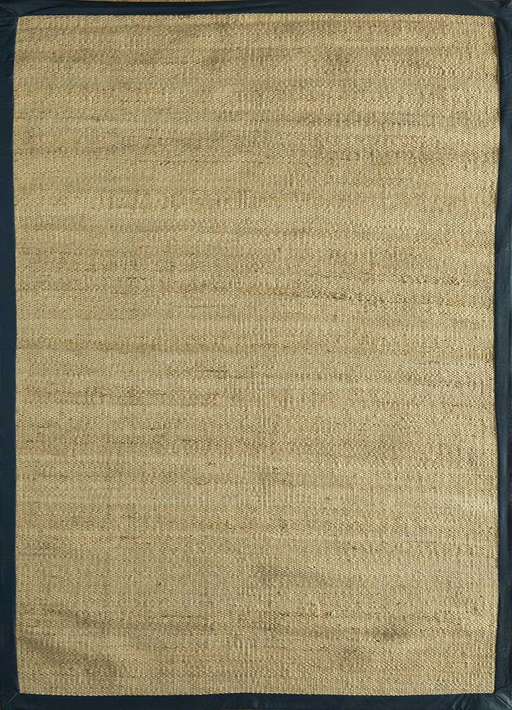 PDJT-245 Cloud White/Cloud White ivory jute and hemp jute rugs Rug