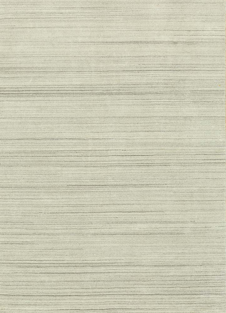 PHPL-04 White/White ivory polyester hand loom Rug