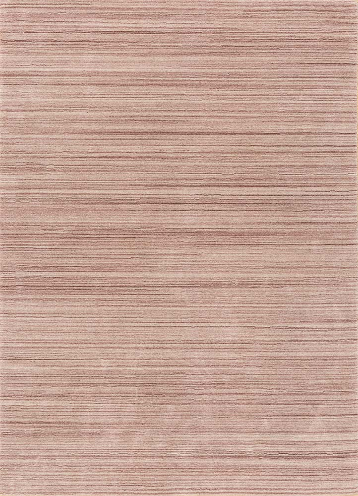 PHPL-04 Lotus/Lotus pink and purple polyester hand loom Rug