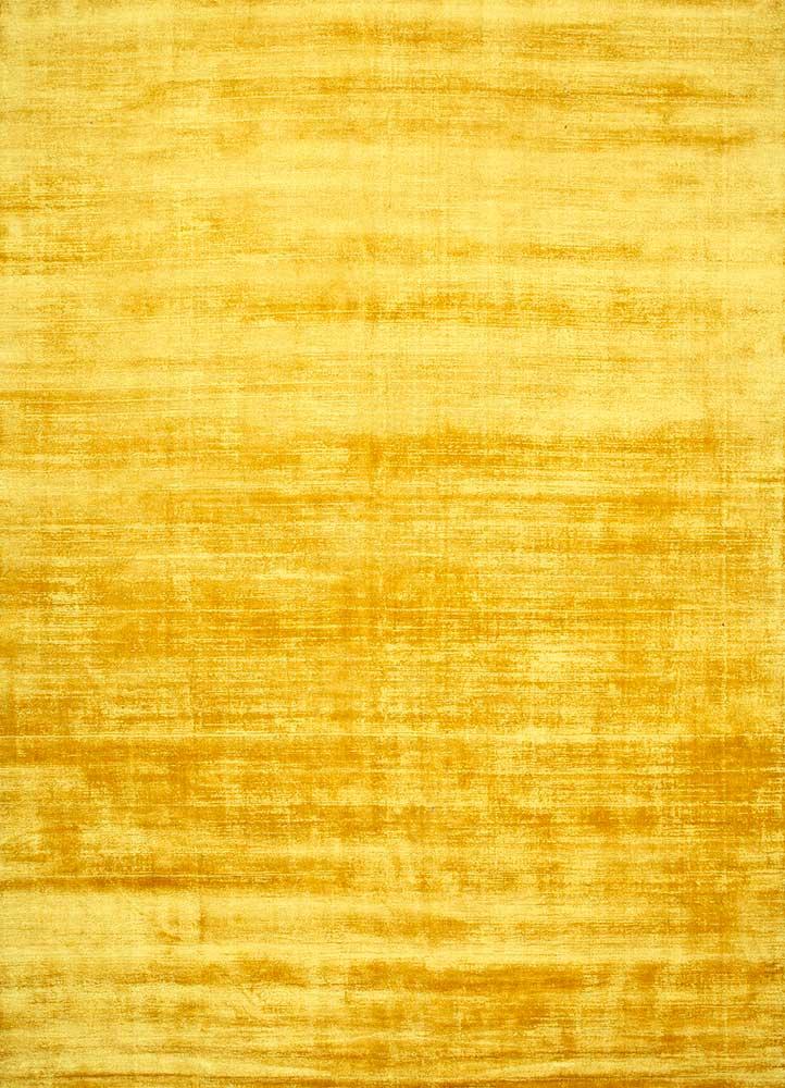 PHPV-20 Yellow flash/Yellow flash gold viscose hand loom Rug