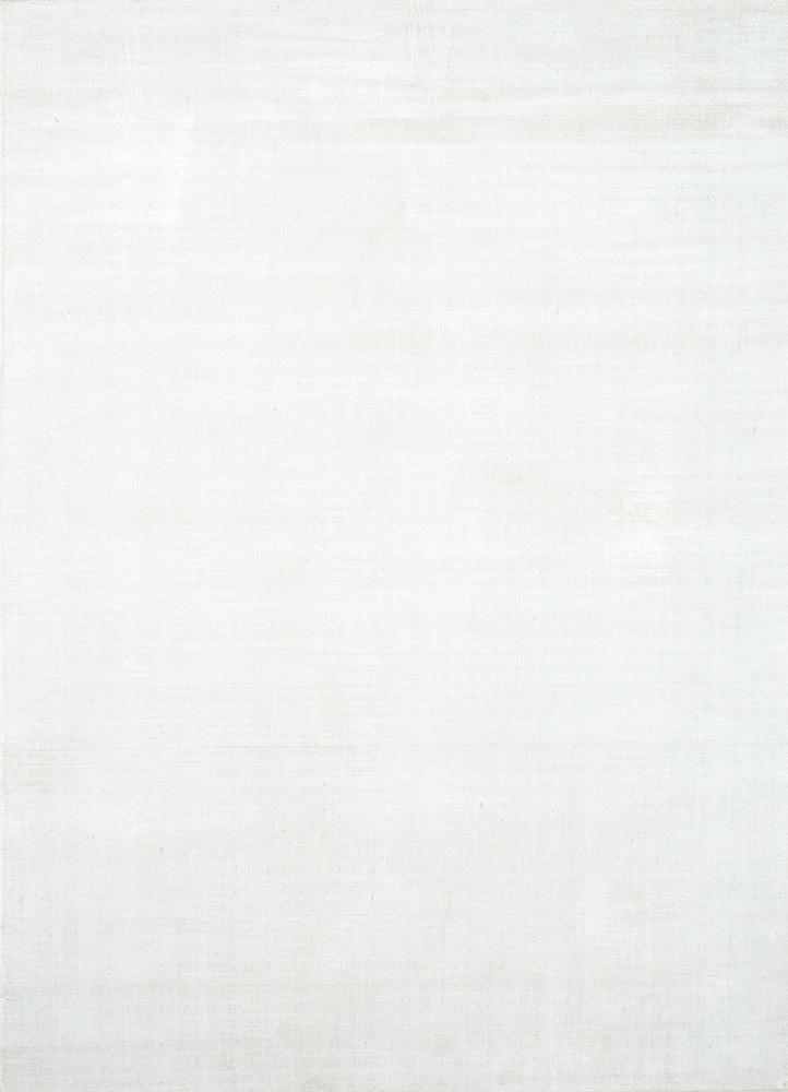 PHPV-20 White/White ivory viscose hand loom Rug