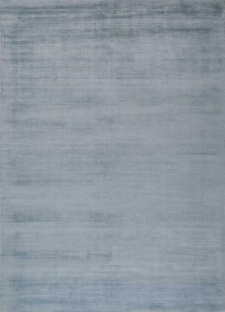 PHPV-20 Dream Blue/Dream Blue blue viscose hand loom Rug
