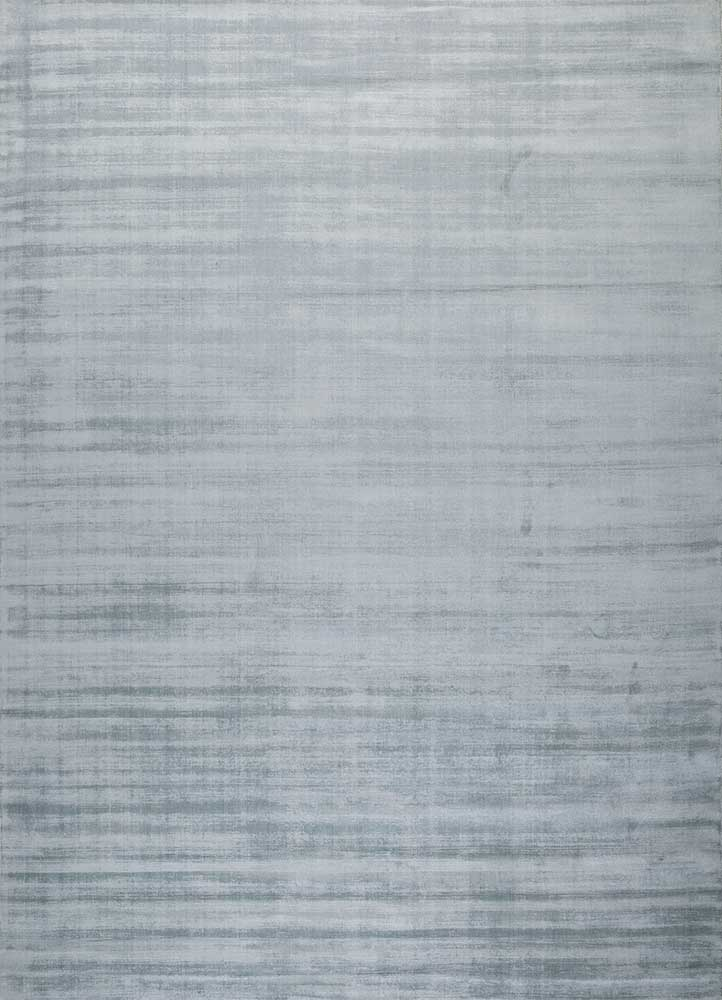 PHPV-20 Aquatic/Aquatic blue viscose hand loom Rug