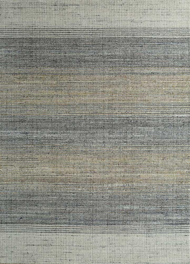 PHWL-215 Marble/Black Berry ivory wool hand loom Rug