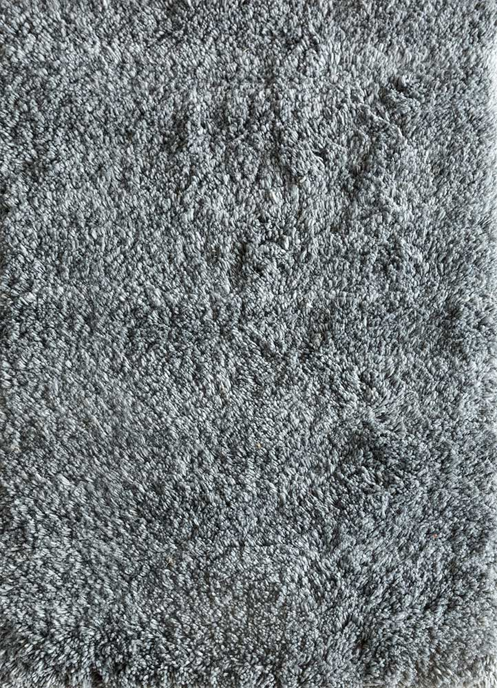 PKPL-15 Chicory/Chicory blue polyester hand knotted Rug