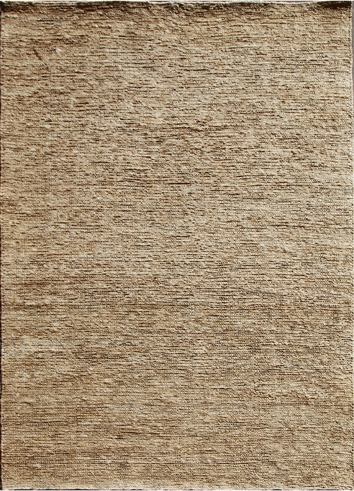 abrash ivory jute and hemp jute rugs Rug - HeadShot