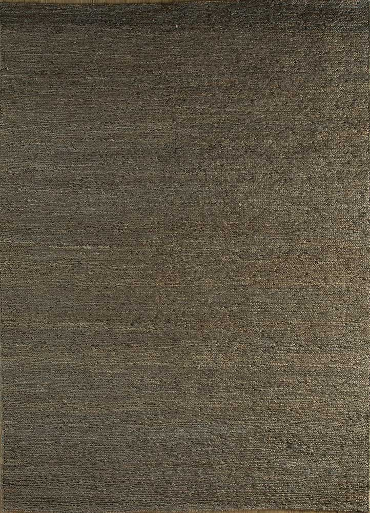 PX-01 Mushroom/Mushroom beige and brown jute and hemp jute rugs Rug