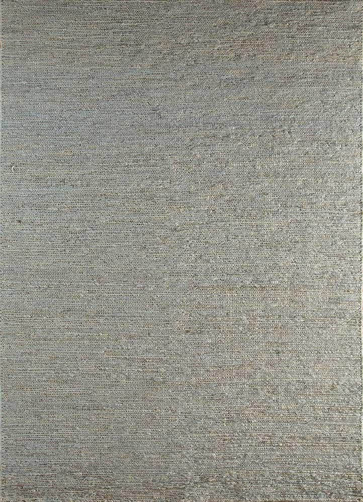 PX-01 BlueBell/BlueBell blue jute and hemp jute rugs Rug