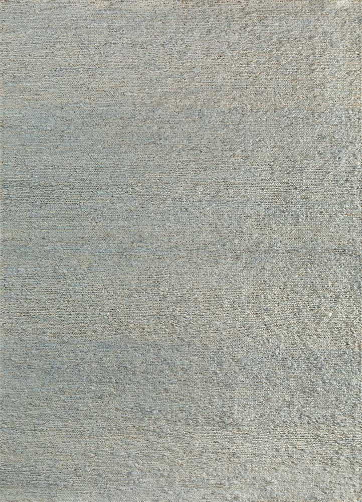 PX-01 Blue Blush/Blue Blush blue jute and hemp jute rugs Rug