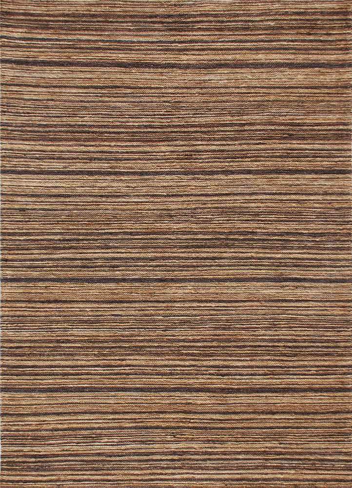PX-03 Cocoa Brown/Cocoa Brown beige and brown jute and hemp jute rugs Rug