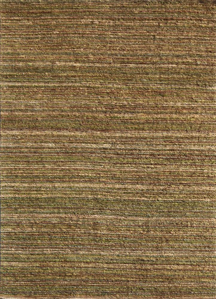 PX-03 Wasabi/Wasabi green jute and hemp jute rugs Rug