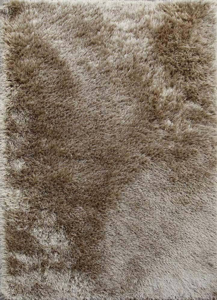 PX-1371 Light Sand/Light Sand gold polyester shag Rug