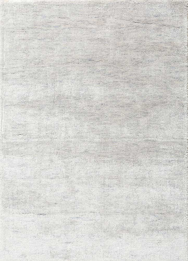 PX-1494 Taupe Ash/Taupe Ash ivory bamboo silk hand loom Rug