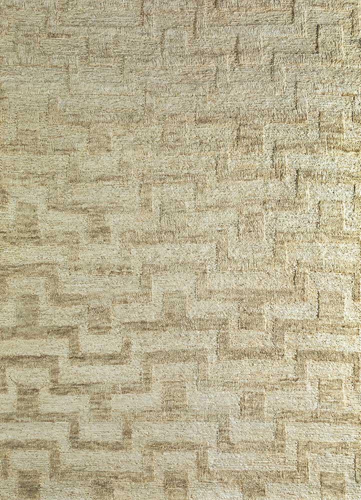 memoir ivory jute and hemp jute rugs Rug - HeadShot