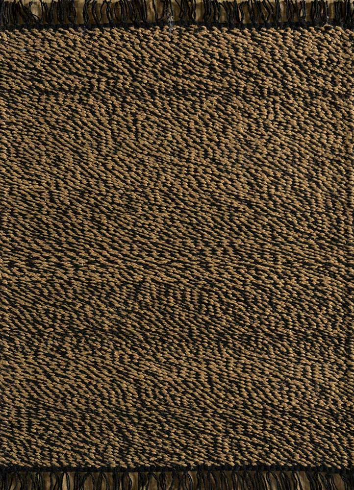 SDPL-91 Ebony/Spice Brown grey and black others flat weaves Rug