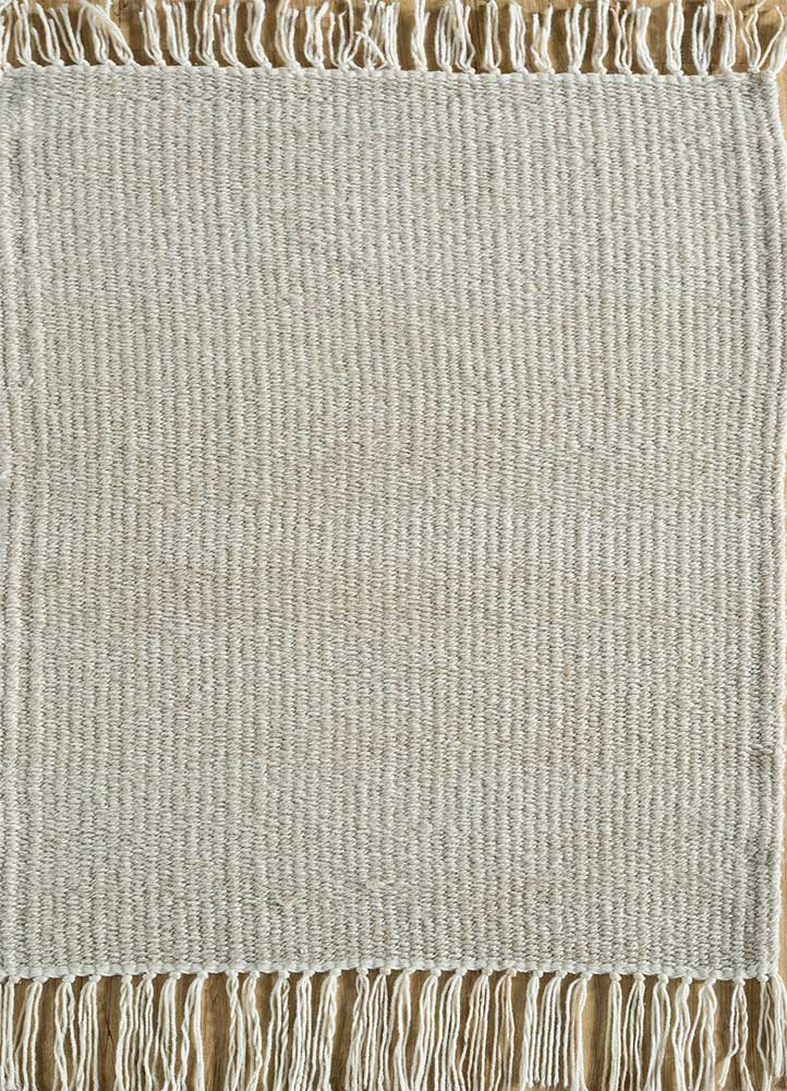 SDPL-91 Oyster/Oyster ivory others flat weaves Rug