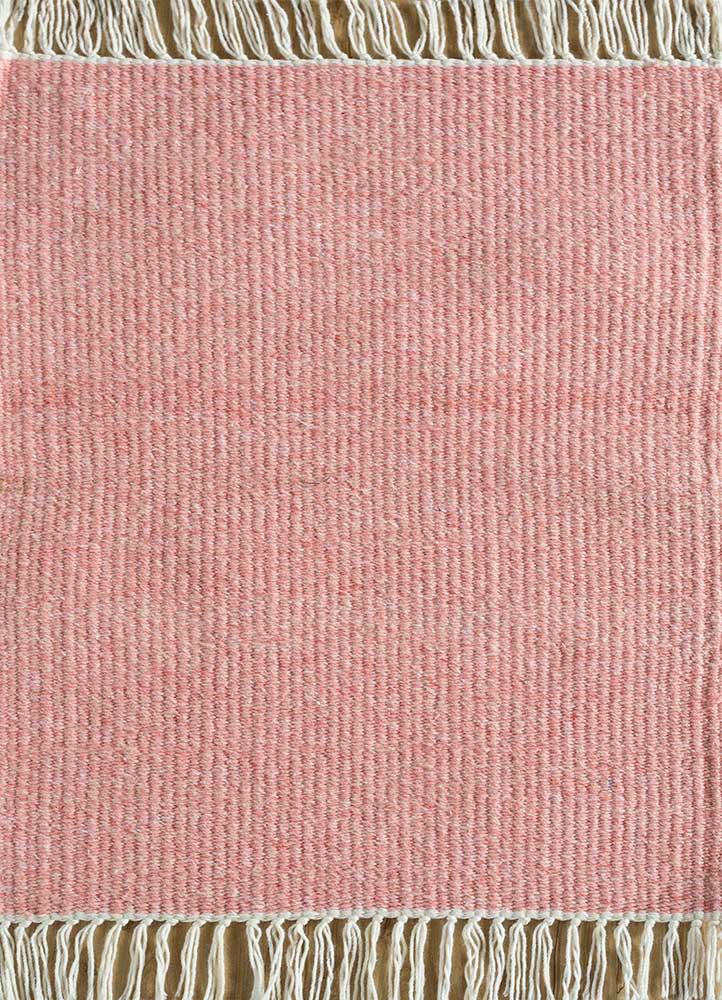 SDPL-98 Coral Essence/Coral Essence pink and purple others flat weaves Rug