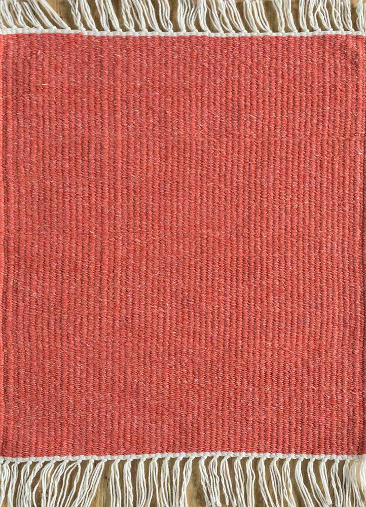 SDPL-98 Poppy/Poppy red and orange others flat weaves Rug