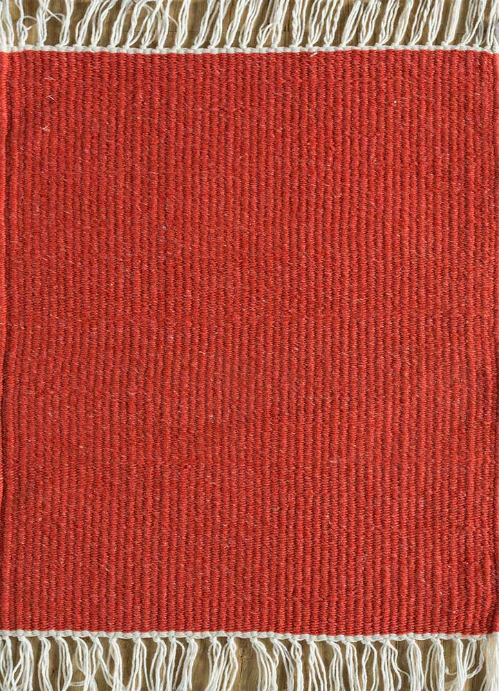 SDPL-98 Russet/Russet red and orange others flat weaves Rug