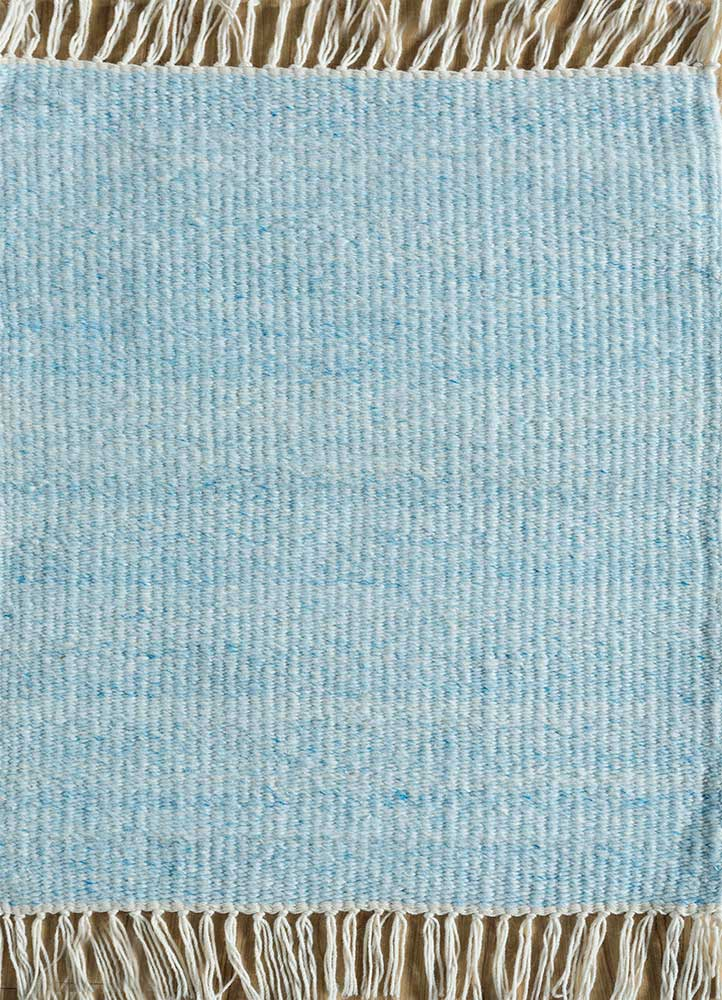 SDPL-98 Siam Blue/Siam Blue blue others flat weaves Rug