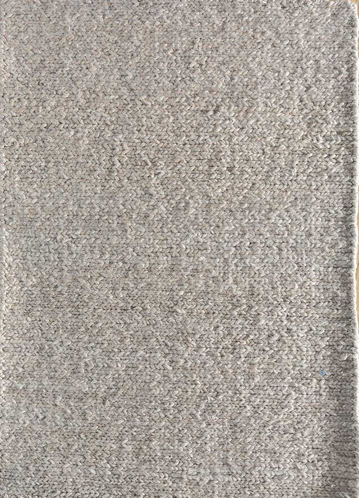erbe beige and brown others hand knotted Rug - HeadShot