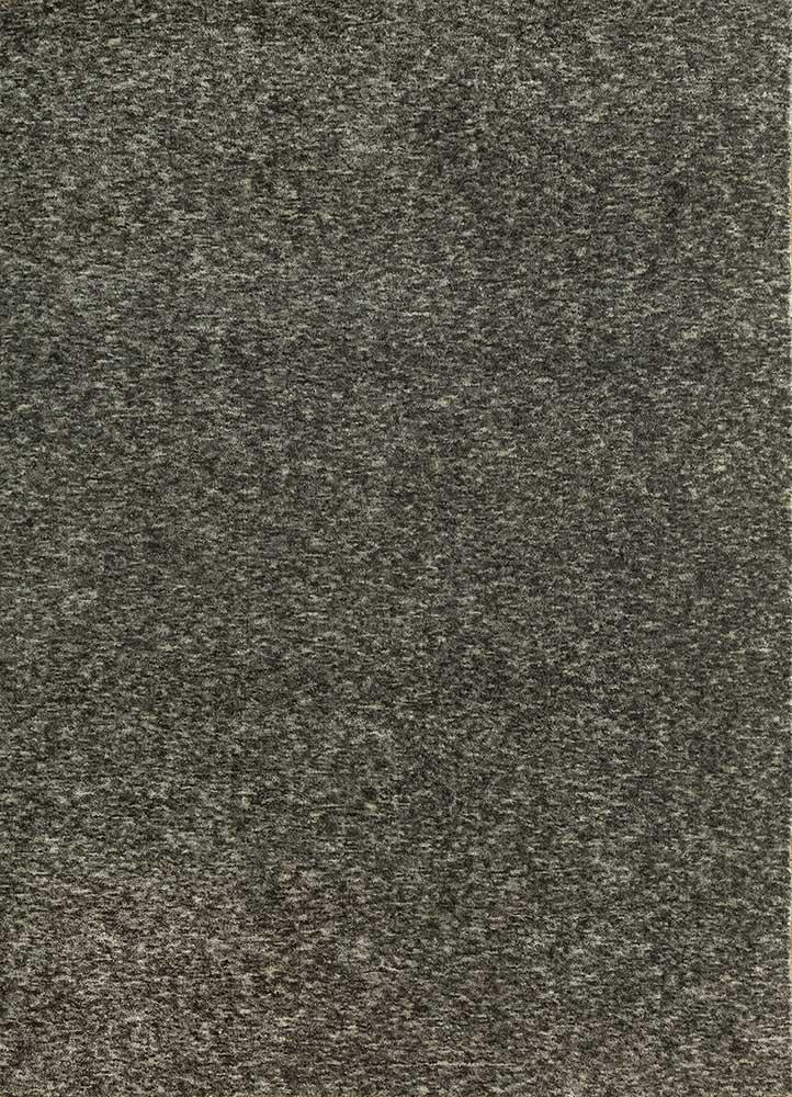 TX-1730 Grey Matter/Grey Matter blue wool hand loom Rug