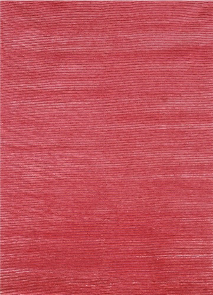 YYY-803 Canterbury/Canterbury pink and purple wool and viscose hand knotted Rug