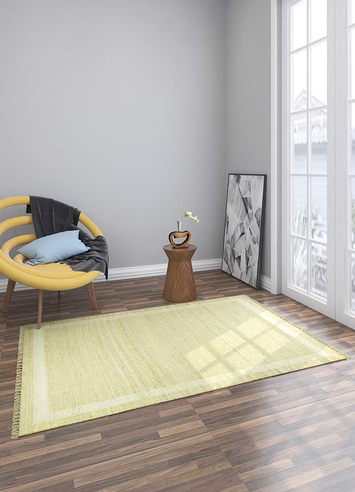 anatolia ivory jute and hemp jute rugs Rug - Loom
