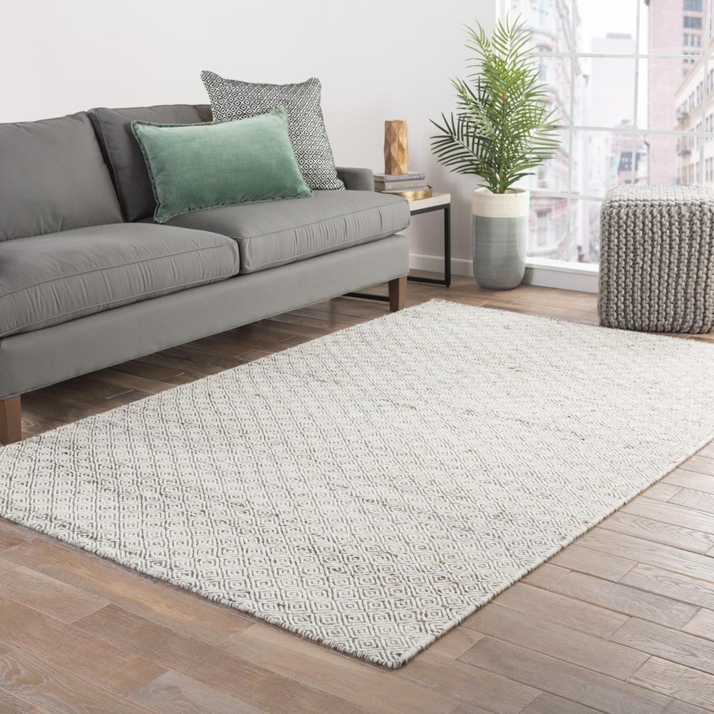 abrash ivory jute and hemp jute rugs Rug - RoomScene